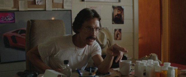 Working out of a seedy motel, Ron Woodroof (Matthew McConaughey) heads the Dallas Buyers Club, an organization that for a fee will get terminally ill patients the experimental treatments unapproved for sale in America.