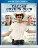 Dallas Buyers Club: Blu-ray + DVD + Digital HD UltraViolet combo pack cover art -- click to buy from Amazon.com