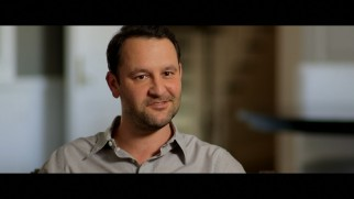 "Writer-director Dan Fogelman discusses his creation in ""Behind the Scenes of 'Danny Collins.'"""