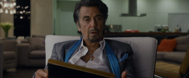 """Danny Collins"" stars Al Pacino as an aging rocker blown away by the untimely receipt of a handwritten letter from John Lennon."