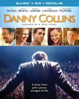 Danny Collins: Blu-ray + DVD + Digital HD combo pack cover art - click to buy from Amazon.com