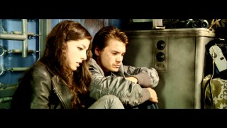 Natalie (Olivia Thirlby) gets to share with Sean (Emile Hirsch) her friendship  story in this extended scene.