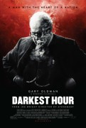 Darkest Hour (2017) movie poster