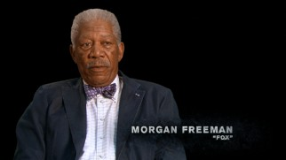 "Morgan Freeman is among those sharing words on ""The End of a Legend."""
