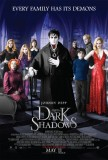 Dark Shadows (2012) movie poster
