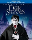 Dark Shadows Blu-ray + DVD + UltraViolet combo pack cover art