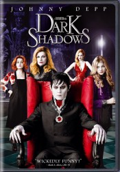 Dark Shadows: Blu-ray + DVD + UltraViolet Combo cover art