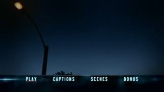 The Dark Skies Blu-ray and DVD's main menu montage take the title quite literally.