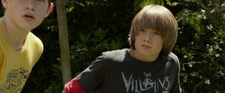 Angsty 13-year-old Jesse (Dakota Goyo) needs to be told not to touch the hordes of dead birds surrounding the Barretts' house.