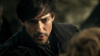 Pope's nephew and guard Count Girolamo Riario (Blake Ritson) is devoted to protecting Rome from Florence.