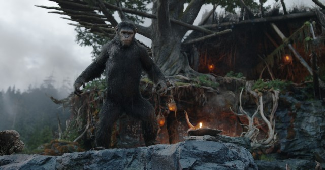 "One of the best films of 2014, ""Dawn of the Planet of the Apes"" will likely have to settle for a Visual Effects nomination."