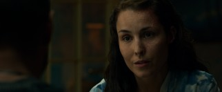 Following a car accident, beautician Beatrice (Noomi Rapace) doesn't feel beautiful these days.