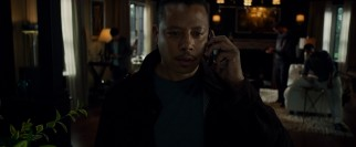 Alphonse (Terrence Howard) may be the boss, but he's still in danger.