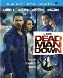 Dead Man Down: Blu-ray + DVD + UltraViolet combo pack cover art -- click to buy from Amazon.com