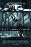 Dead Man Down (2013) movie poster