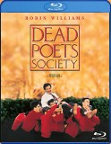 Dead Poets Society Blu-ray Disc cover art -- click to buy from Amazon.com