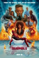 Deadpool 2 (2018) movie poster