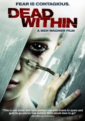 Dead Within DVD cover art -- click to buy from Amazon.com