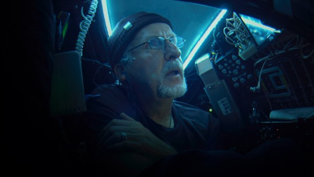 "James Cameron is the center of attention in ""James Cameron's Deepsea Challenge 3D"", as the filmmaker/explorer travels to extreme ocean depths."