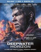 Deepwater Horizon: Blu-ray + DVD + Digital HD cover art - click to buy from Amazon.com