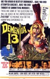 Dementia 13 (1963) movie poster