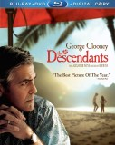 The Descendants: 2-Disc Blu-ray + DVD + Digital Copy combo pack cover art - click to buy from Amazon.com