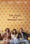 The Diary of a Teenage Girl (2015) movie poster