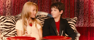 New student Holly Hills (the young Peyton List) is the girl of Greg Heffley's fantasies.
