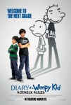 Diary of a Wimpy Kid: Rodrick Rules (2011) movie poster
