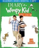 Diary of a Wimpy Kid: Dog Days: Blu-ray + DVD + Digital Copy combo pack cover art -- click to buy from Amazon.com