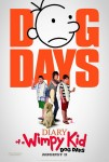 Diary of a Wimpy Kid: Dog Days (2012) movie poster