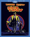 Dick Tracy Blu-ray Disc cover art -- click to buy from Amazon.com