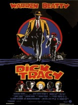 Dick Tracy (1990) movie poster