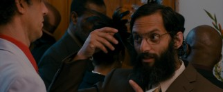 Azamat duties are filled by nuclear scientist turned Mac Genius Nadal (Jason Mantzoukas).