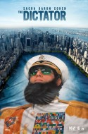 The Dictator (2012) movie poster