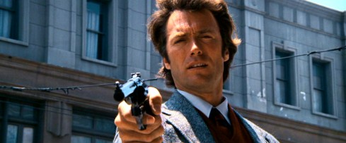 "Do ya feel lucky, punk? Do ya?"" asks Harry Callahan (Clint Eastwood) in the most-quoted moment of ""Dirty Harry."""
