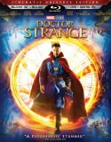 Doctor Strange: Cinematic Universe Edition Blu-ray 3D + Blu-ray + DVD + Digital HD combo pack cover art