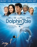 Dolphin Tale Blu-ray + DVD + UltraViolet Digital Copy cover art -- click to buy from Amazon.com