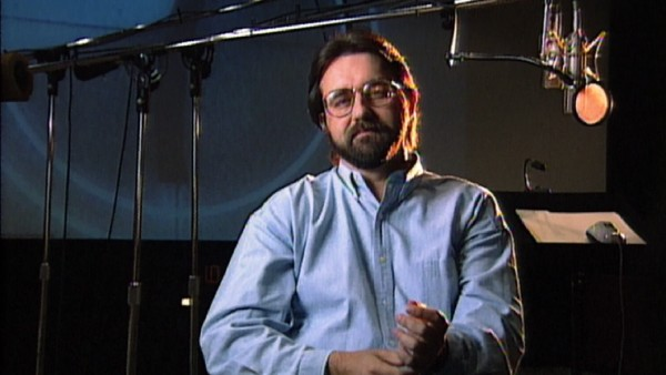 "A younger Don Hahn is interviewed in 1994, a clip featuring in ""The Lion King: A Memoir - Don Hahn"" of the new Blu-ray and DVD."