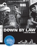 Down by Law: The Criterion Collection Blu-ray cover art -- click to buy from Amazon.com