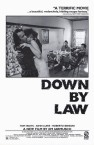 Down by Law (1986) movie poster