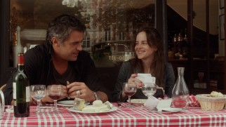 The colorful, romantic Parisian prologue involving Jacques (Edoardo Costa) and Susan (Maria Dizzia) is both essential to and disjointed from the rest of the film.