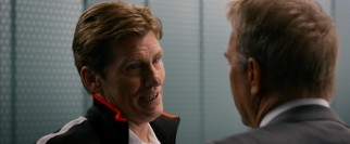 Coach Penn (Denis Leary) isn't shy about telling Sonny what he wants and when he isn't happy.