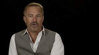 A goateed Kevin Costner insists that though you may think you know him from his movies, you don't really know him at all.
