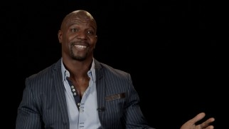 "Actor Terry Crews, an eleventh round pick himself, appreciates the excitement of the NFL Draft in ""Welcome to Primetime."""