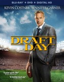 Draft Day Blu-ray + DVD + Digital HD combo pack cover art -- click to buy from Amazon.com