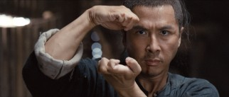 Is Liu Jin-xi (Donnie Yen) simply a lucky papermaker or a reformed member of the 72 Demons?