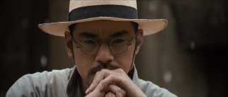 Detective and acupuncture specialist Xu Bai-jiu (Takeshi Kaneshiro) ponders that very question.