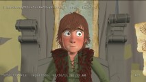 Hiccup wakes up from a bad dream in this deleted scene.