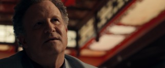 Funnyman Albert Brooks reveals a dark side as feared heavy Bernie Ross.